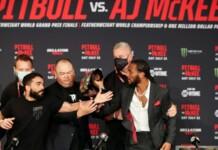 Patricio Pitbull vs AJ McKee