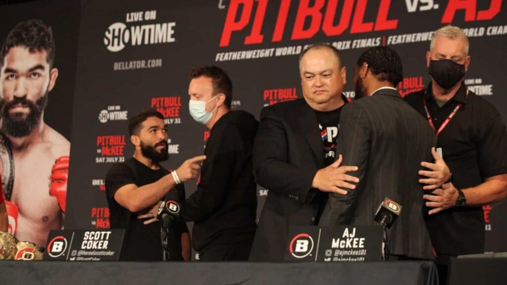 Patricio Pitbull vs Antonio McKee
