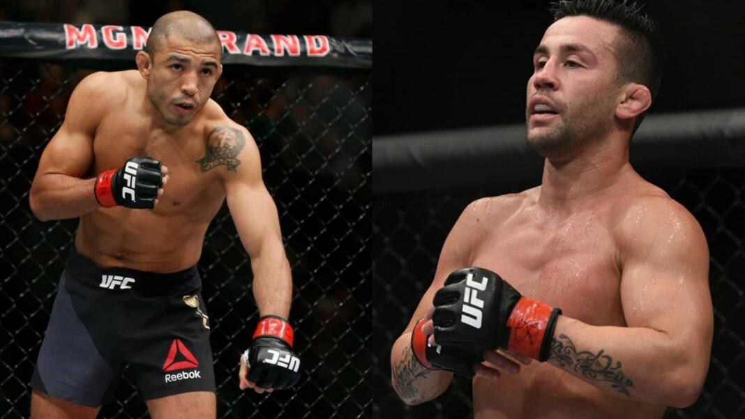 Pedro Munhoz and Jose Aldo UFC 265
