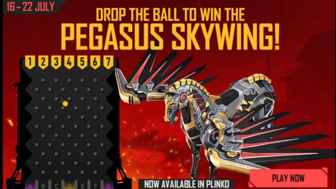 Pegasus Skywing in Free Fire