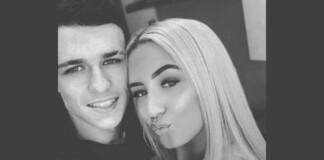 Phil Foden's girlfriend_Rebecca Cooke