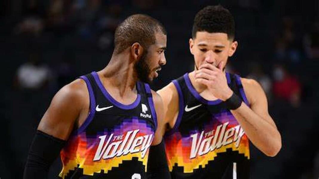 Phoenix Suns Western Conference Champions