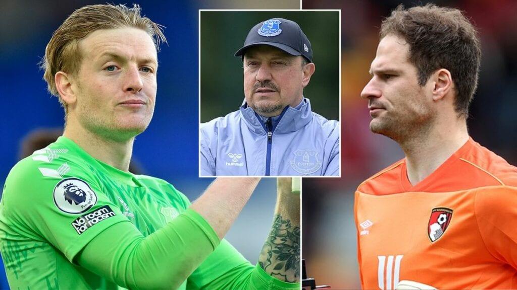 Jordan Pickford is a world-class goalkeeper: Asmir Begovic