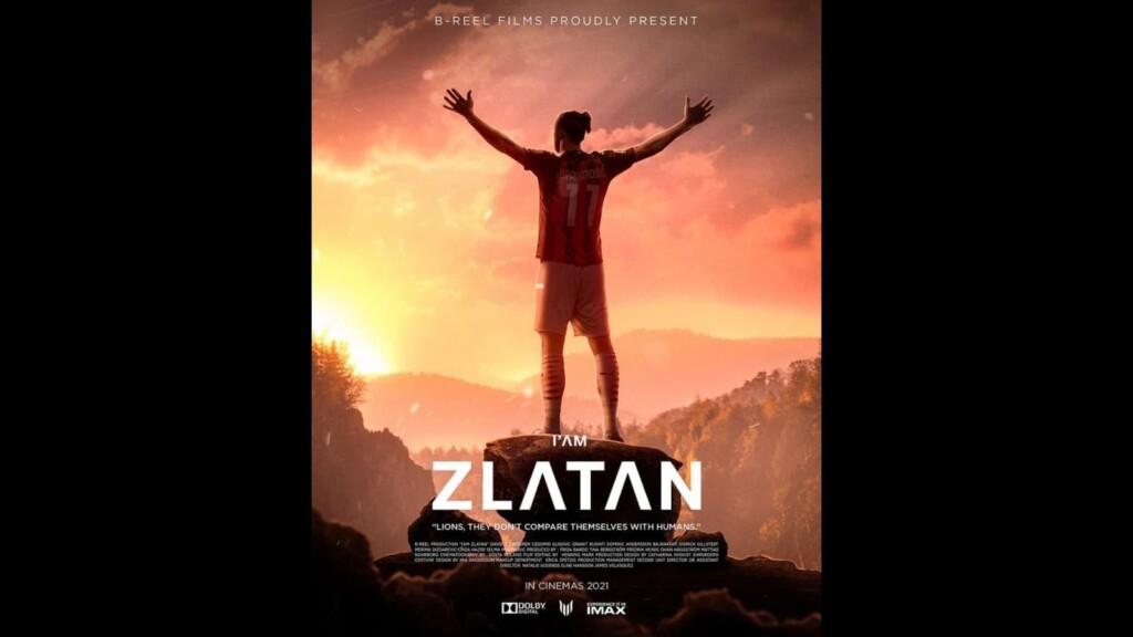 I am Zlatan is the biopic of Zlatan Ibrahimovic.