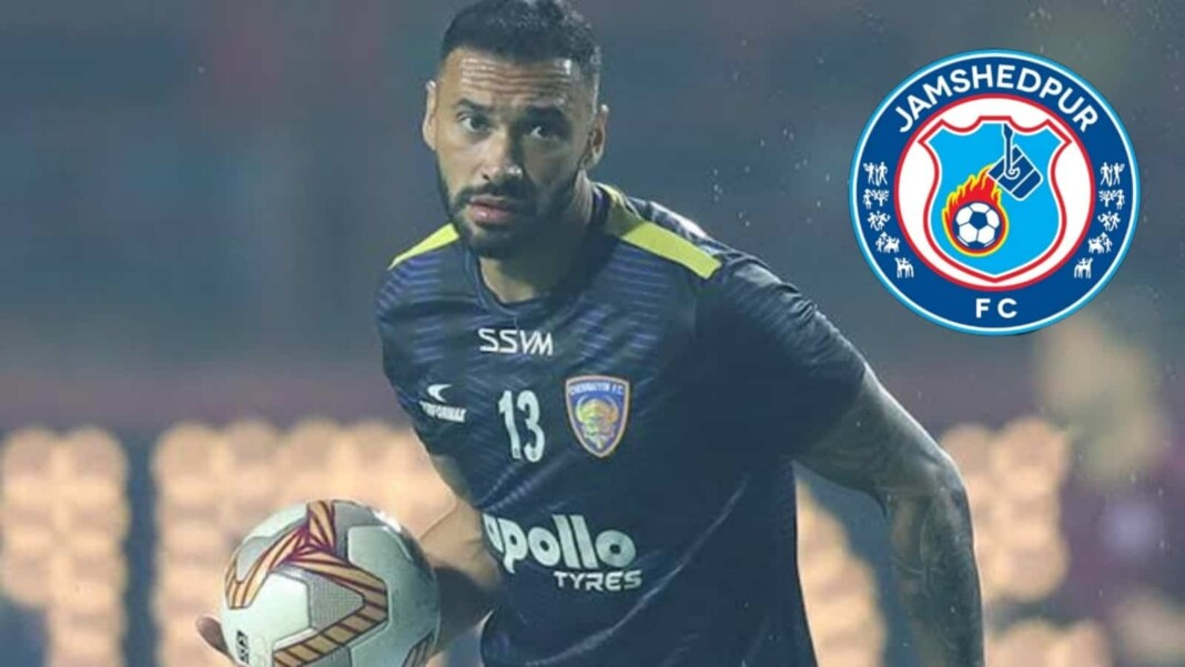 OFFICIAL: Jamshedpur FC rope in defender Eli Sabia from Chennaiyin FC