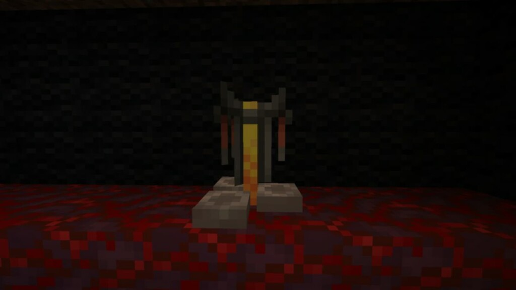 Potion of Invisibility in Minecraft