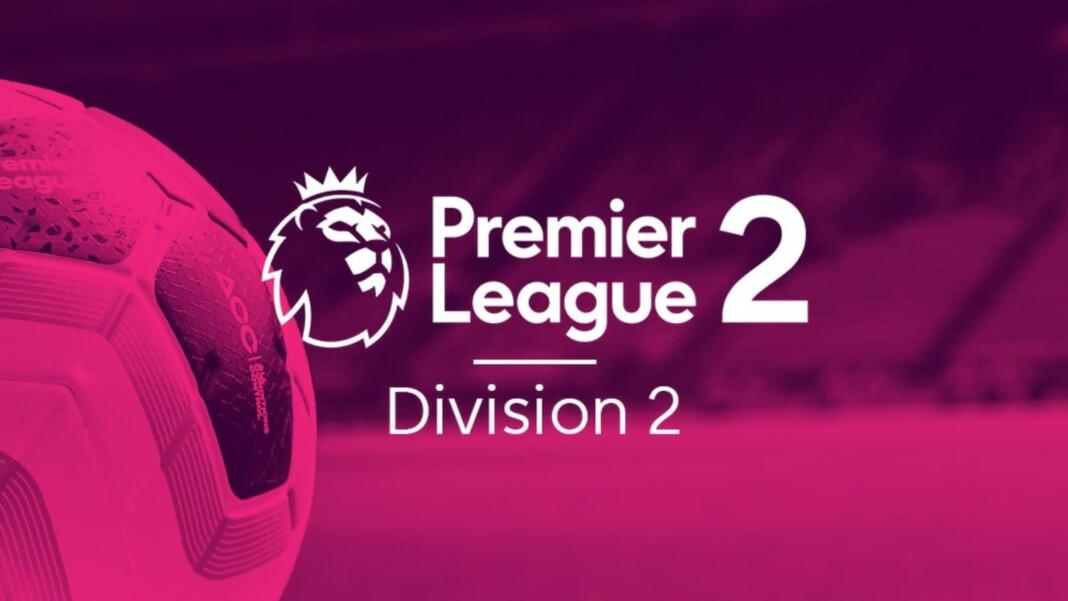 Premier League 2 fixtures