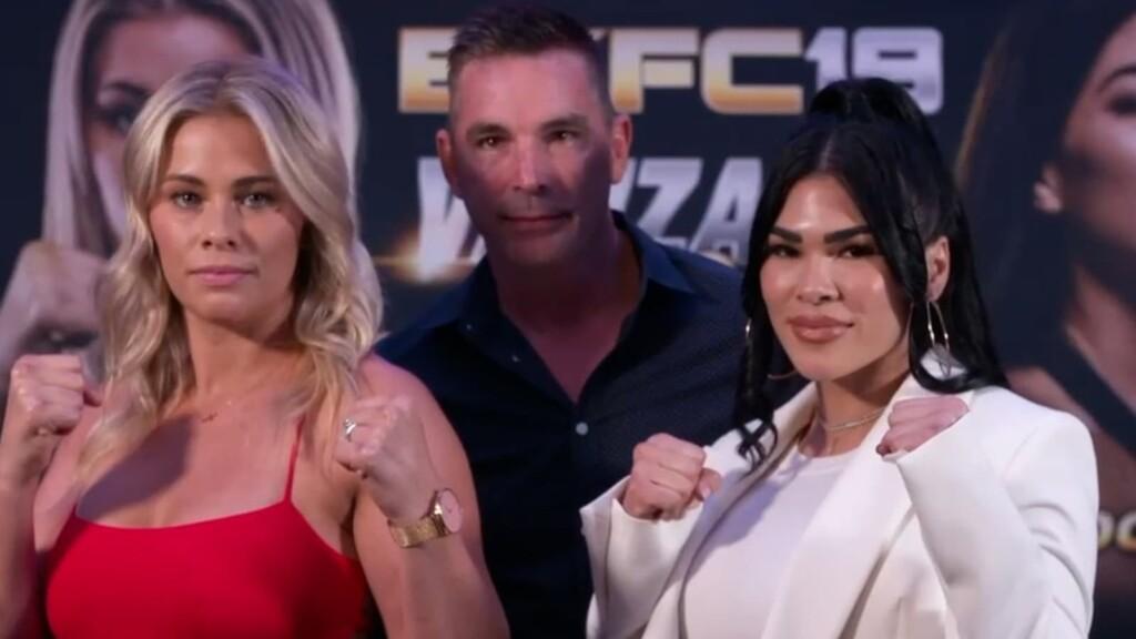 Rachael Ostovich vs Paige Van Zant