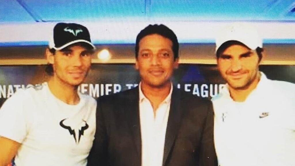 Mahesh Bhupathi chooses his pick in the tennis goat debate