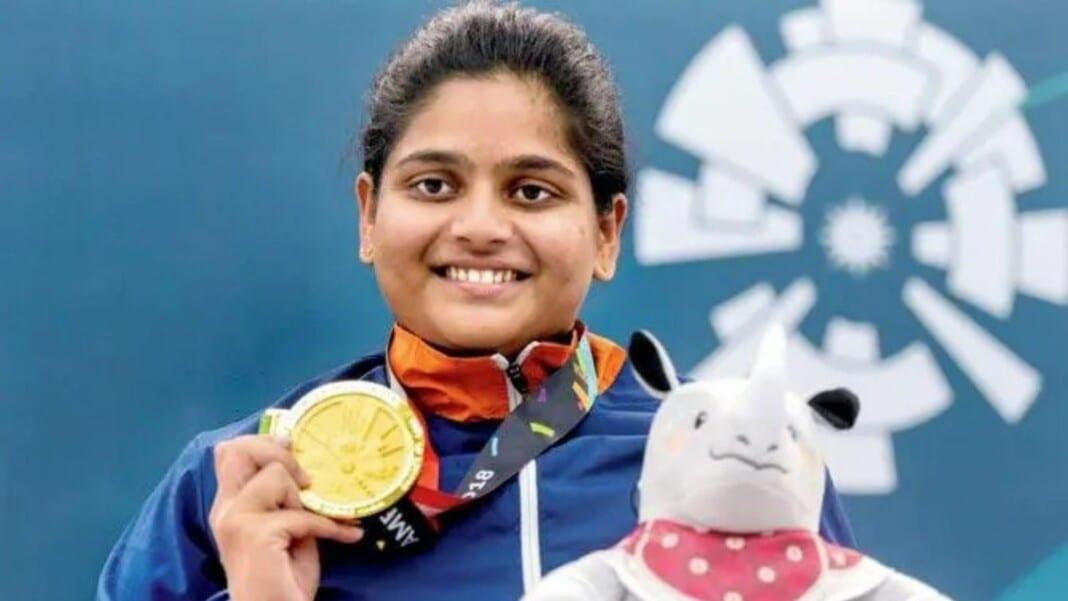 Rahi-Sarnobat is a medal prospect at Tokyo Olympics