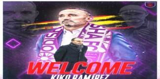 Kiko Ramirez named as the Head Coach of Odisha FC