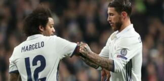 Real Madrid's new captain Marcelo