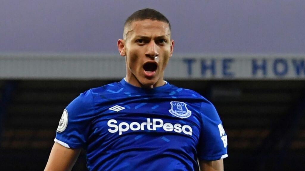Richarlison for Everton