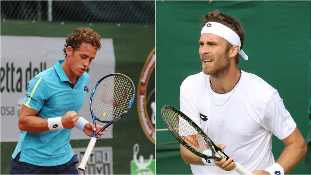 Roberto Carballes Baena vs Norbert Gombos will clash in the quarter-finals of the ATP Bastad 2021