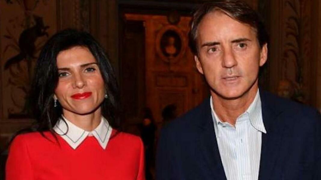 Roberto Mancini wife