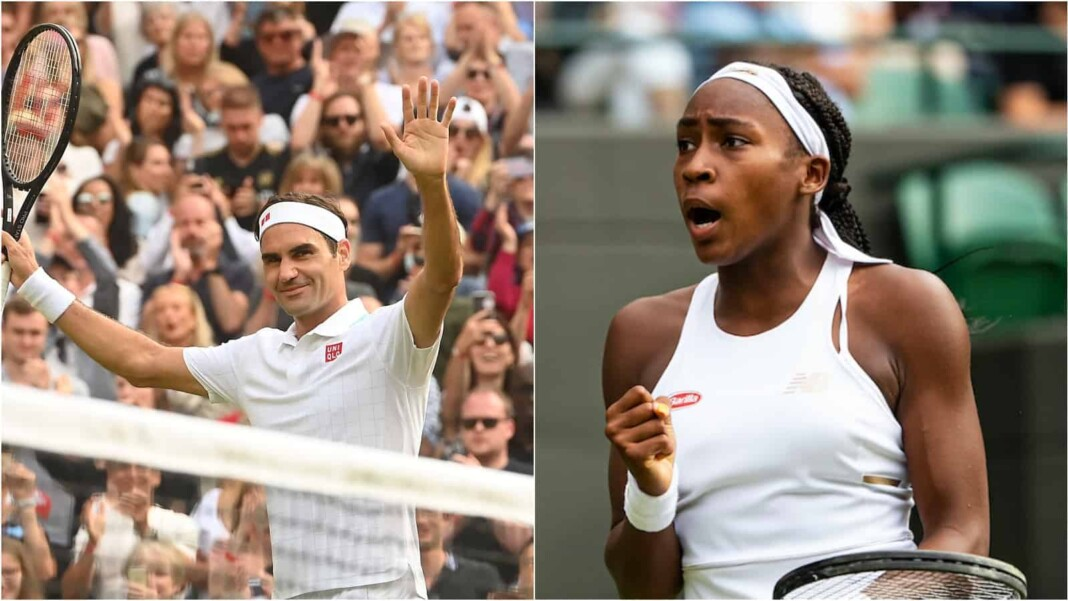Roger Federer and Coco Gauff will be playing at the Centre Court on Day-6 of Wimbledon 2021