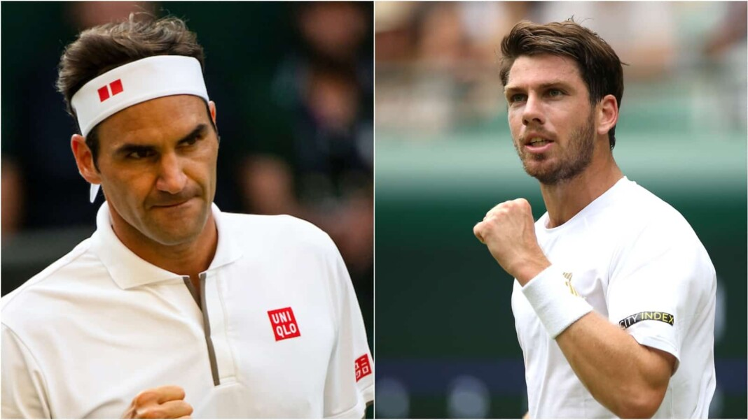 Roger Federer vs Cameron Norrie will clash in the 3rd round of the Wimbledon 2021