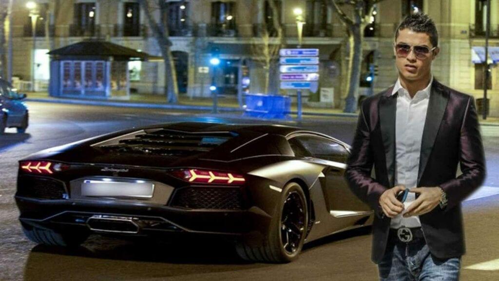 Cristiano Ronaldo-Top 10 costliest cars