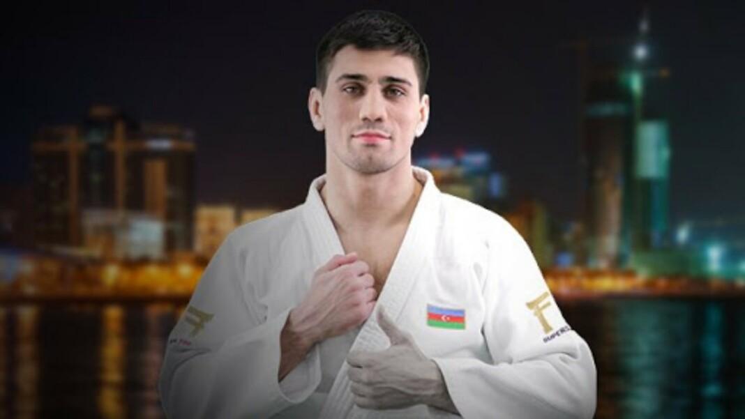 Rustam Orujov Judo