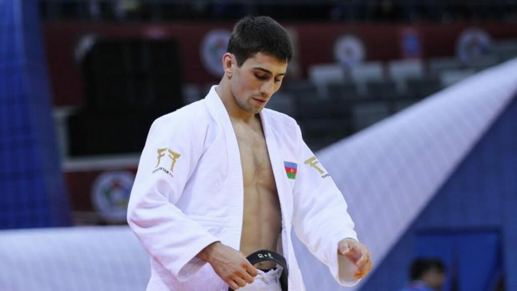 Rustam Orujov Olympics