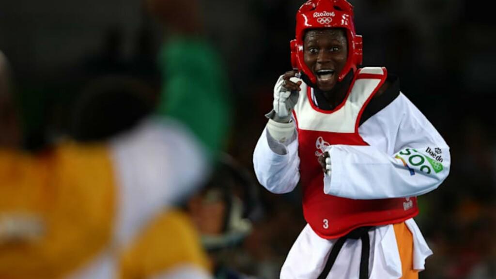 Ruth Gbagbi Tokyo Olympics