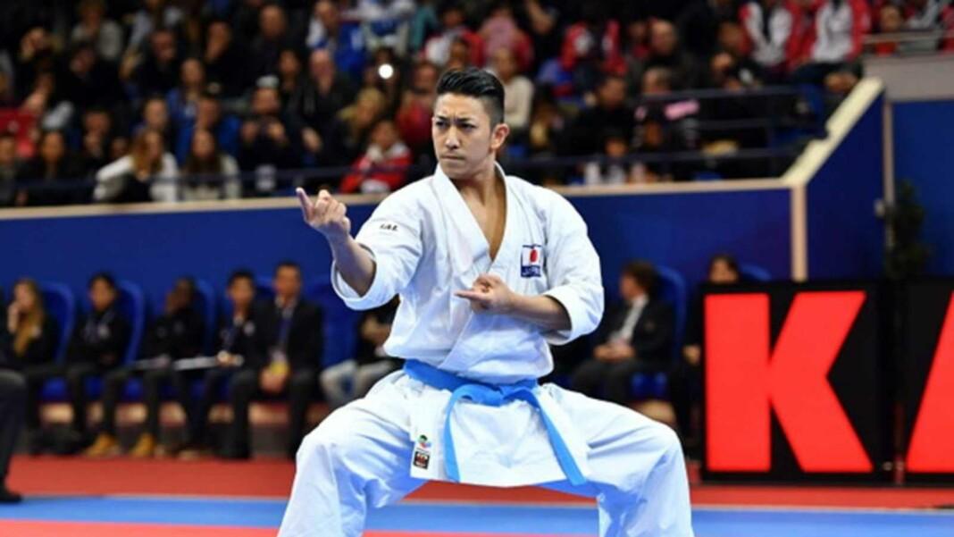 Ryo Kiyuna Karate