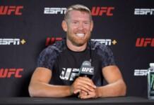 Sam Alvey UFC Vegas 33