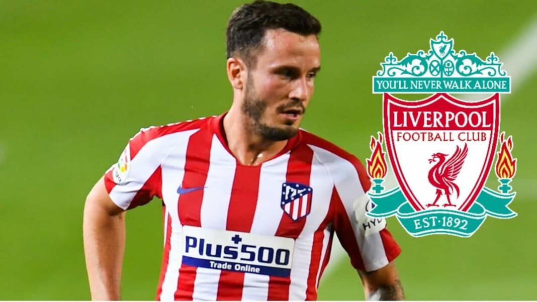 Saul Niguez to Liverpool