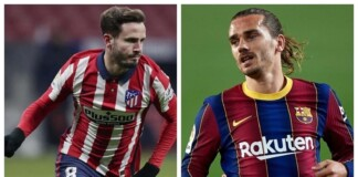 Saul and Griezmann looking to swap clubs