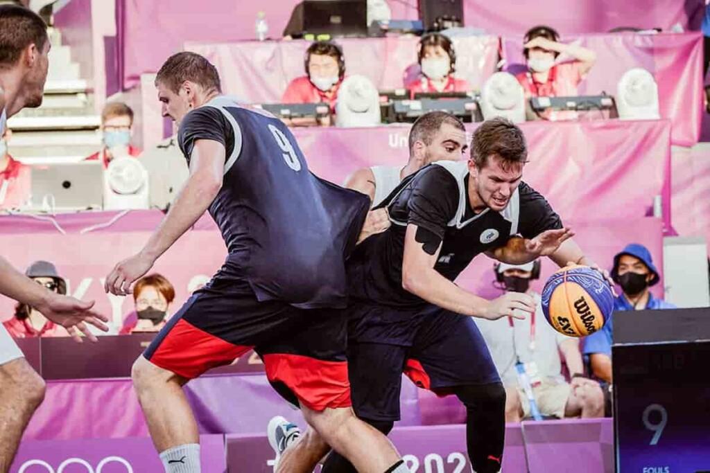 Serbia vs ROC Mens First Semi Finals 1 - FirstSportz