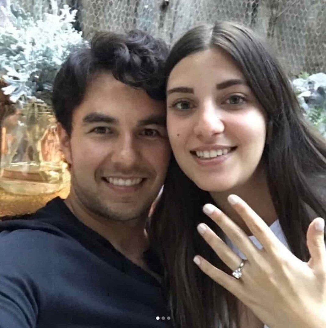 Sergio Perez Wife