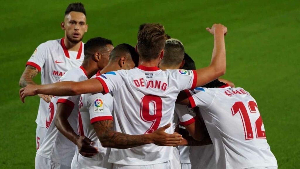La Liga Sevilla Fc Fixtures For 2021 22 Firstsportz