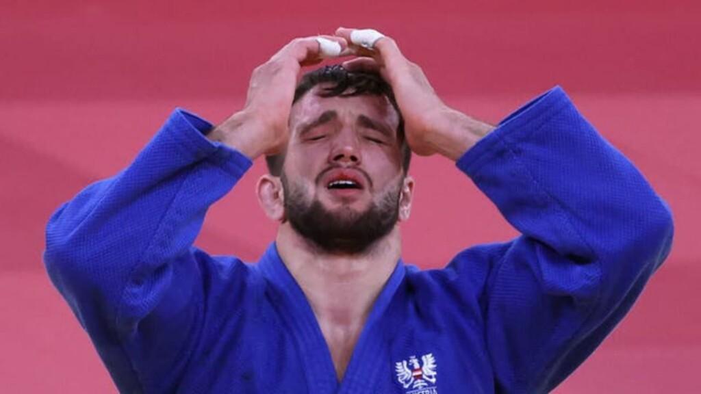 Shamil Borchashvili Tokyo Olympics