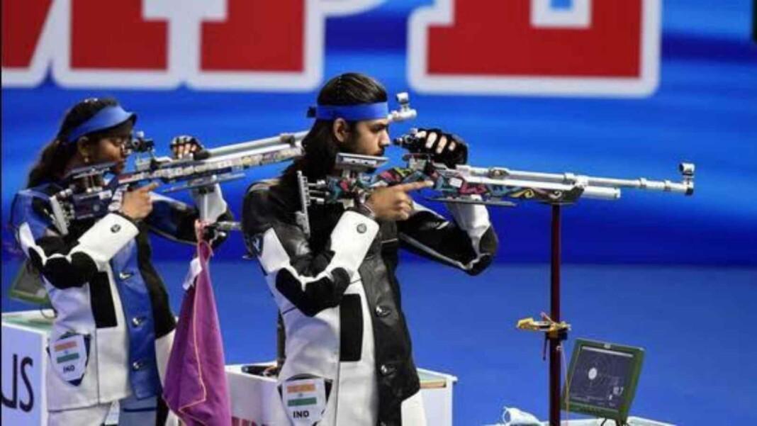 Shooting at Tokyo Olympics, Elavenil Valarivan, Divyansh Panwar