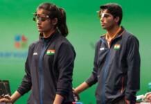 Shooting at Tokyo Olympics, Manu Bhaker and Saurabh Chaudhary
