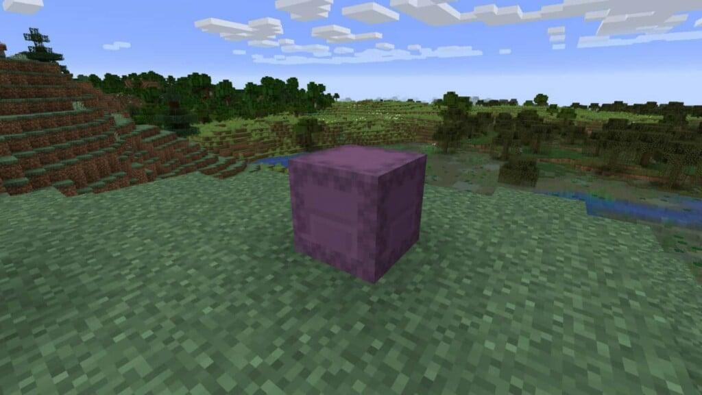 Shulker Box in Minecraft