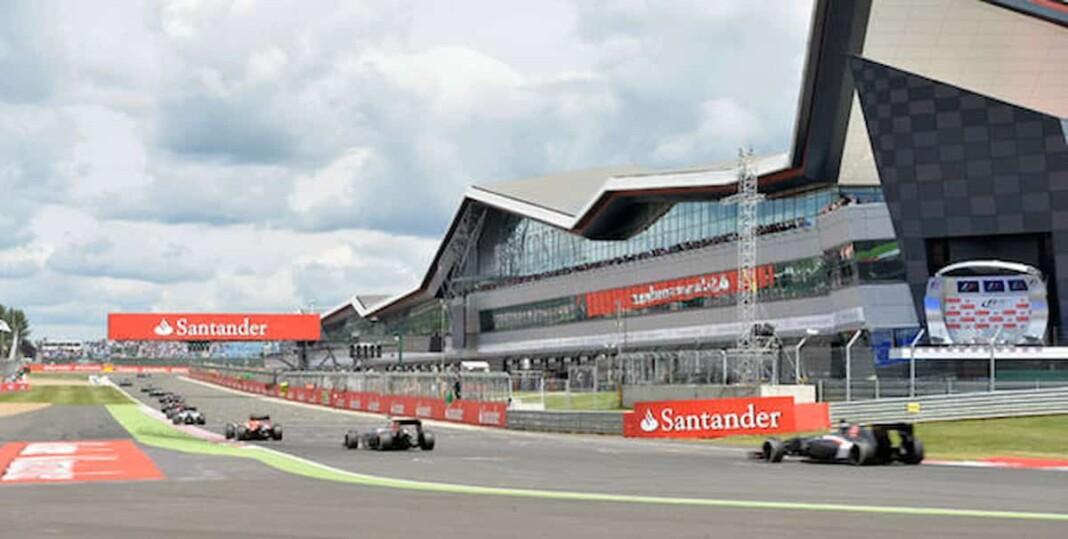 Silverstone Formula 1 Sprint Race