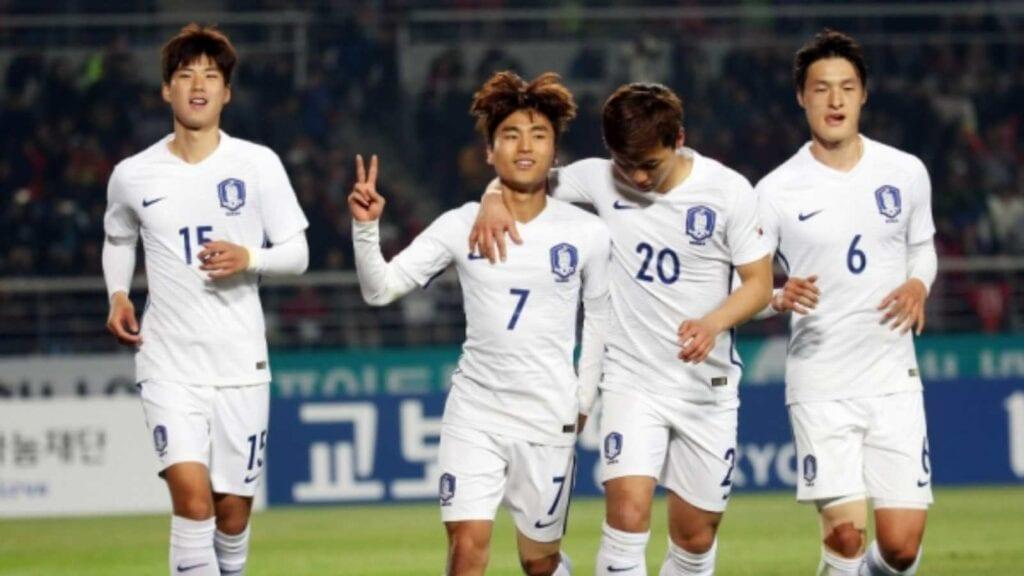 South Korea enjoyed a good streak in the friendlies
