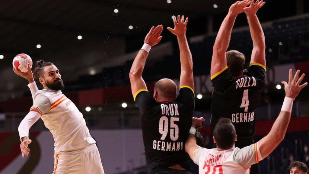 Spain Handball Team