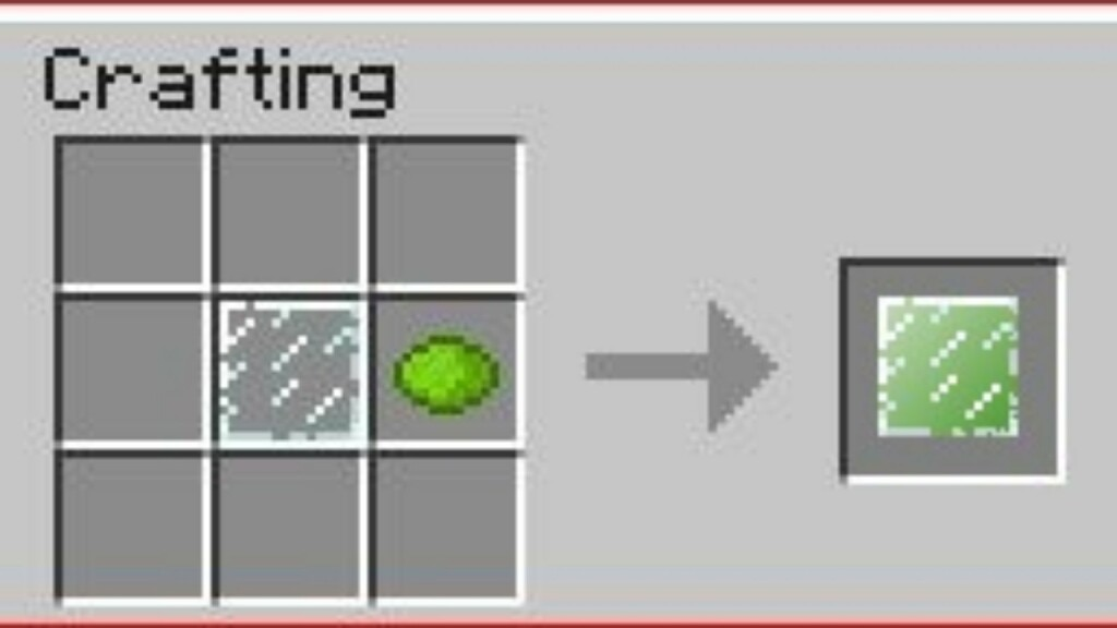 Stained Glass in Minecraft