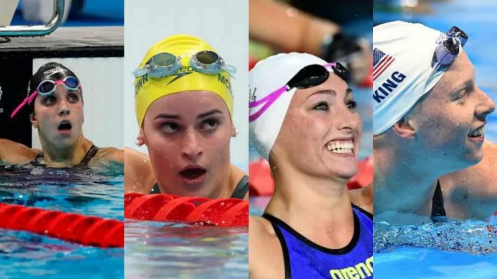 Swimming at Tokyo Olympics