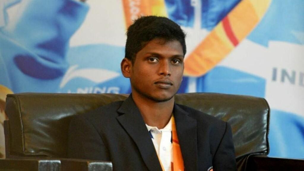 T. Mariyappan, Flag bearer at Tokyo Paralympics
