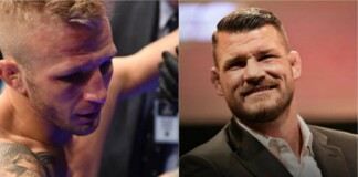 TJ Dillashaw and Michael Bisping