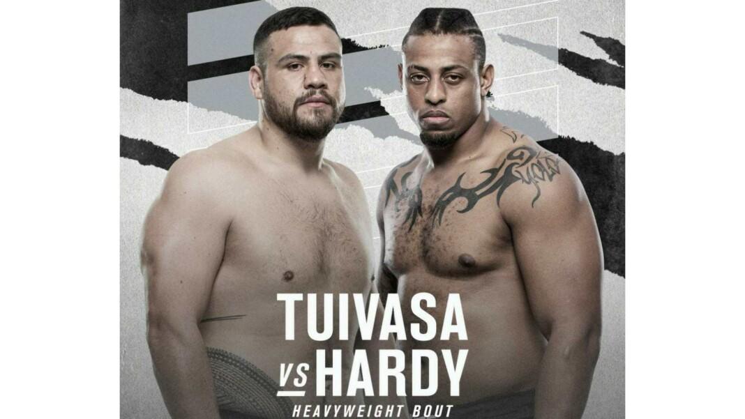 Tai Tuivasa vs Greg Hardy Prediction