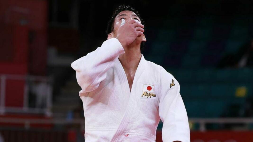 Takanori Nagase Tokyo Olympics