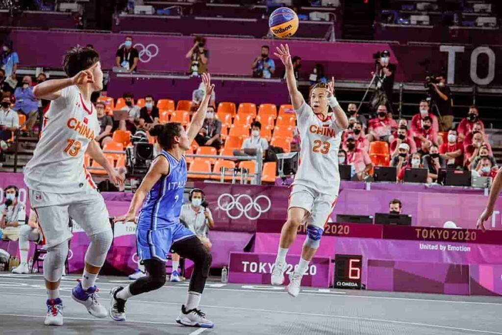 Team China 1 - FirstSportz