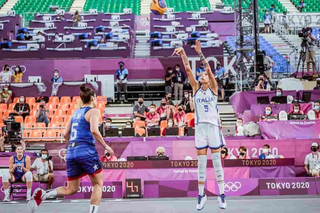 Team Italy 1 - FirstSportz