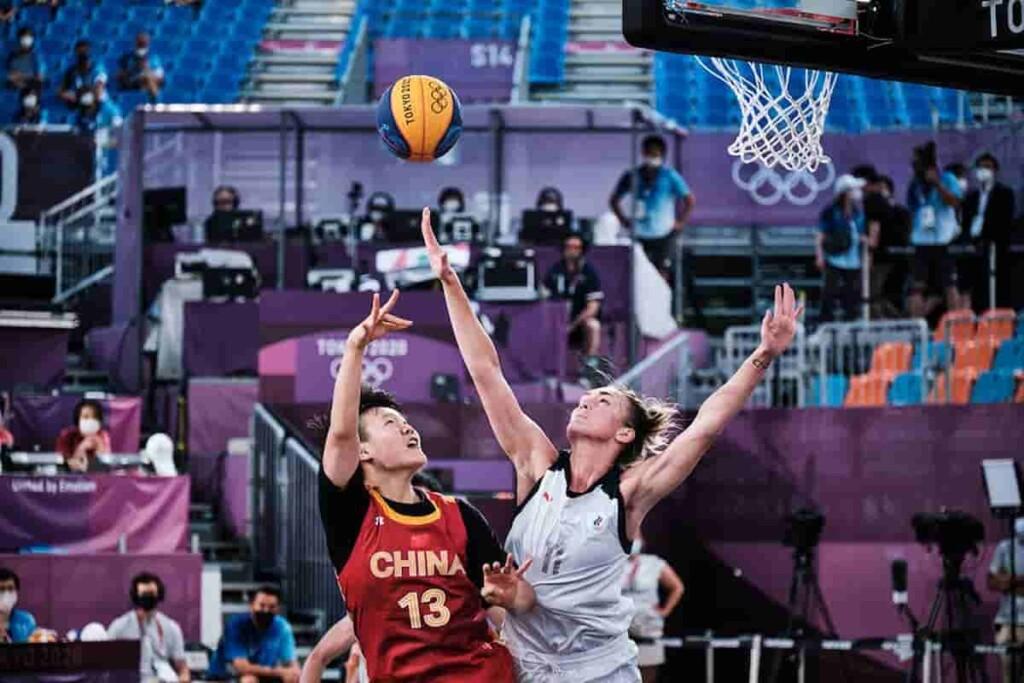 Team ROC in 3v3 Womens Basketball 1 - FirstSportz