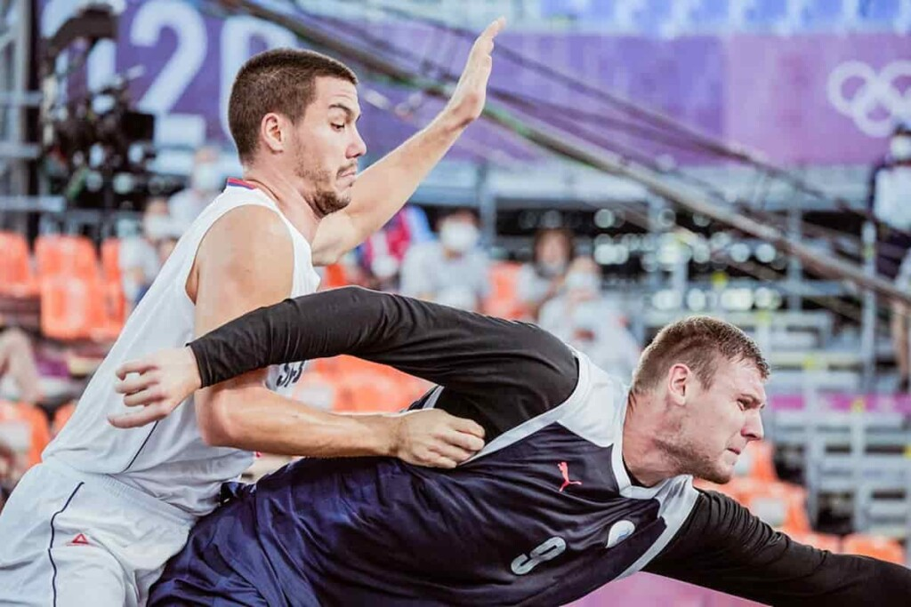 Team Serbia Secured 14 points in 7 Pool Games 1 - FirstSportz