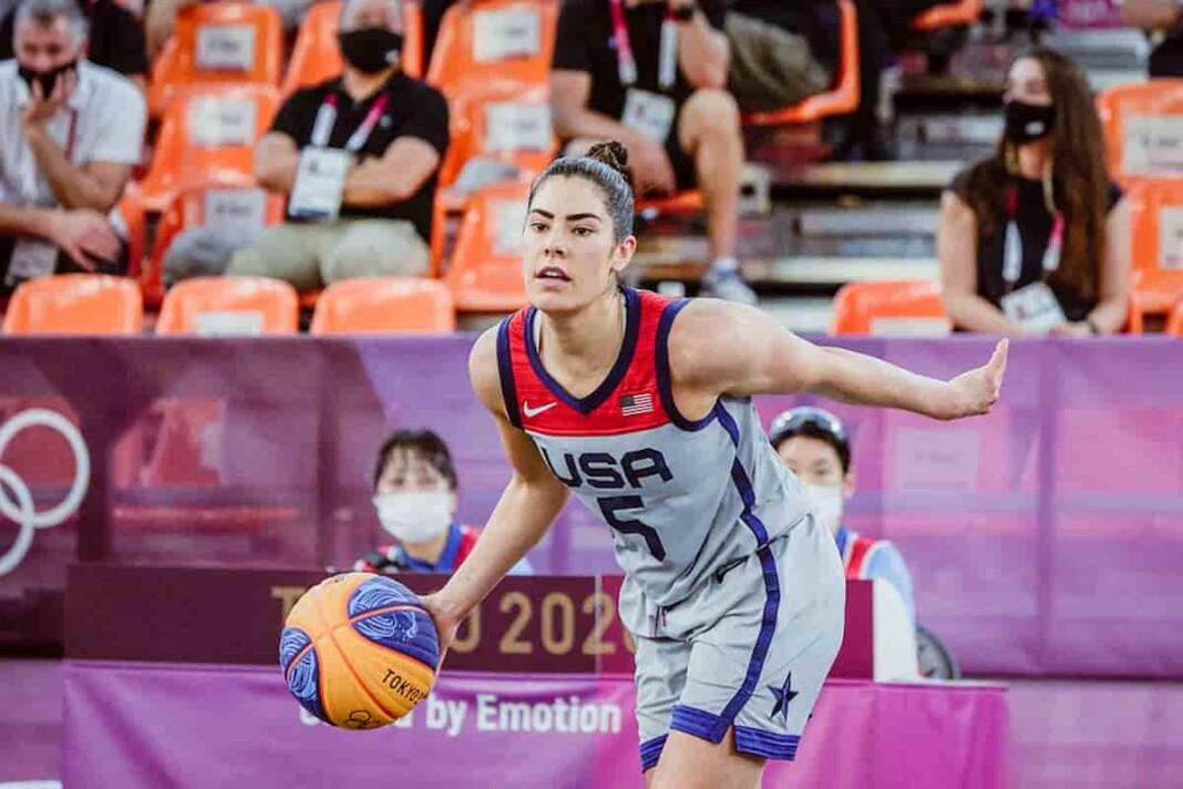 Team USA Wins Gold in Women's 3V3 Basketball